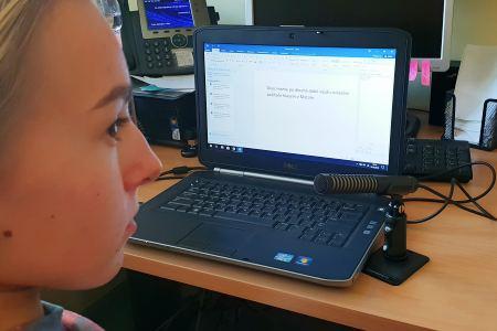 Ovládání počítače hlasem