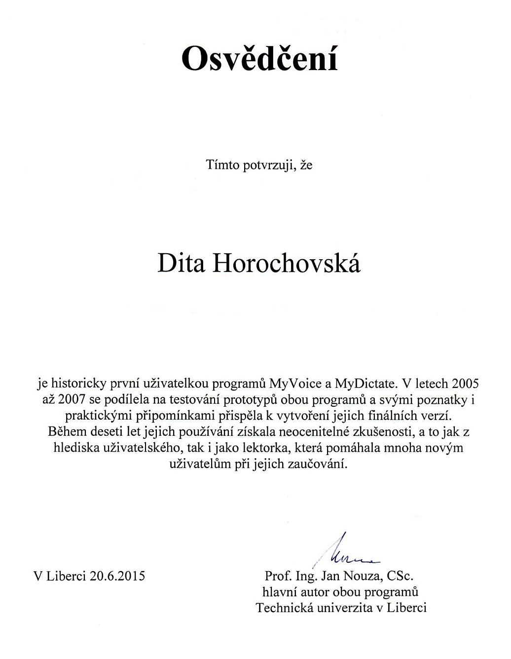 nouza-certifikat